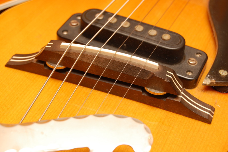 Бридж гитара своими руками